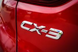 2017 MAZDA CX-3 2017 MAZDA CX-3 MAXX (FWD) MAN 4D WAGON 4CYL Red