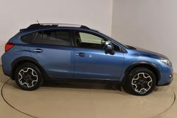 2014 Subaru XV 2.0i-S G4X MY14 AWD Quartz Blue
