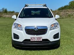 2016 Holden Trax Active TJ MY16 Summit White