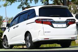 2018 Honda Odyssey VTi-L 5th Gen MY18 Platinum White