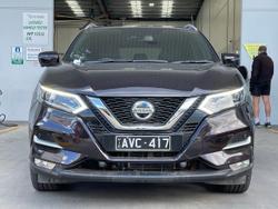 2018 Nissan QASHQAI Ti J11 Series 2 Black