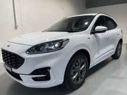 2020 Ford Escape ST-Line ZH MY20.75 White