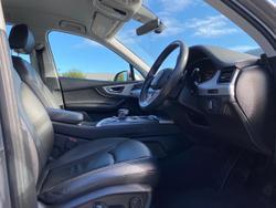 2017 Audi Q7 TDI 4M MY17 Four Wheel Drive Grey