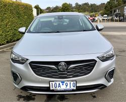 2017 Holden Commodore RS ZB MY18 AWD Nitrate Silver