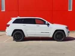 2021 Jeep Grand Cherokee Night Eagle WK MY21 4X4 Dual Range White
