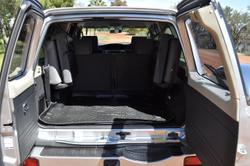 2016 Nissan Patrol ST Y61 4X4 Dual Range Silver