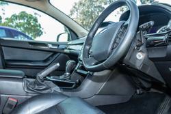 2012 Ford Falcon XR6 Limited Edition FG MkII Green