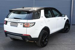 2019 Land Rover Discovery Sport TD4 110kW SE L550 MY19 4X4 Constant Fuji White