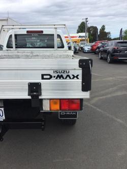 2014 Isuzu D-MAX EX MY14 4X4 Dual Range White