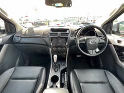 2017 Mazda BT-50 GT UR 4X4 Dual Range Bronze