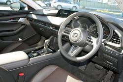 2021 Mazda 3 G25 GT BP Series Deep Crystal Blue
