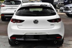 2021 Mazda 3 G20 Touring BP Series Snowflake White Pearl
