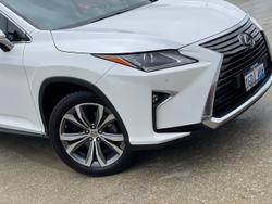 2016 Lexus RX RX200t Luxury AGL20R White