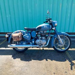 Royal Enfield (see Also Enfiel Classic 500