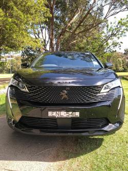 2021 Peugeot 3008 GT Sport P84 MY21 Black