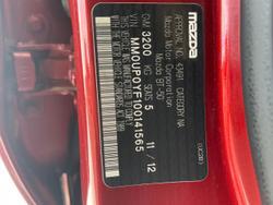 2012 Mazda BT-50 XTR UP 4X4 Dual Range Red