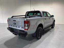 2021 Ford Ranger FX4 PX MkIII MY21.75 4X4 Dual Range Silver