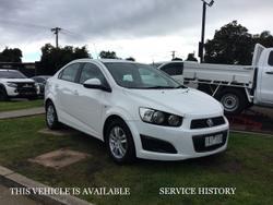 Holden Barina