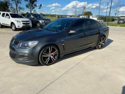 2017 Holden Special Vehicles Clubsport R8 LSA 30th Anniversary GEN-F2 MY17 Grey