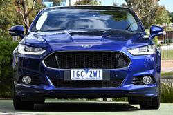 2016 Ford Mondeo Titanium MD Blue