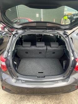 2017 Toyota Yaris Ascent NCP130R Grey