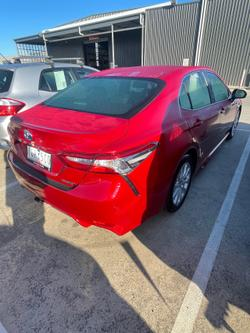 2019 Toyota Camry Ascent Sport ASV70R Red
