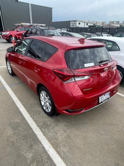 2016 Toyota Corolla Ascent ZRE182R Red