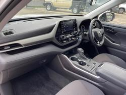 2021 Toyota Kluger GX AXUH78R 4X4 On Demand White