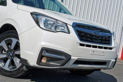 2018 Subaru Forester 2.0D-L S4 MY18 AWD WHITE