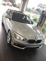 2016 BMW 120I