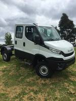 Iveco Daily 55 S17 4X4 Dual CAB