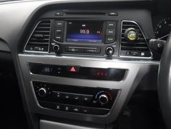2016 Hyundai Sonata Active LF3 MY17 WHITE