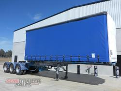 Southern Cross 12 Pallet Rollback Curtainsider A Trailer