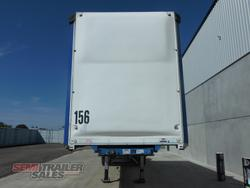 2004 Southern Cross 12 Pallet Rollback Curtainsider A Trailer