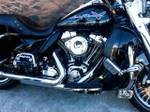 2011 HARLEY-DAVIDSON ROAD KING 1690 (FLHR) ROAD BLACK