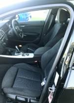 2017 BMW 120I M SPORT F20 LCI Black