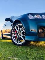 2013 HOLDEN COMMODORE SS-V Z-SERIES VE II MY12.5 CHlorophyll