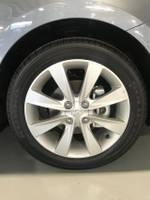 2017 HYUNDAI ACCENT SPORT RB6 Silver