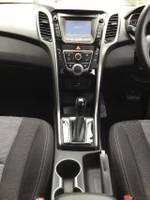 2015 HYUNDAI I30 ACTIVE GD3 Series II White