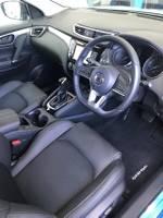 2017 NISSAN QASHQAI ST-L J11 Series 2 Maroon