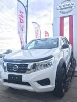 2018 NISSAN NAVARA SL D23 Series 3 White