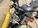 2012 HARLEY-DAVIDSON XL1200X FORTY EIGHT SILVER