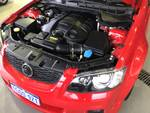2011 HOLDEN COMMODORE SS-V VE II RED