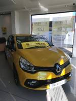 2017 RENAULT CLIO R.S. 200 Sport IV B98 Phase 2 Yellow