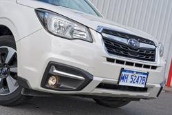 2018 Subaru Forester 2.0D-L S4 MY18 WHITE