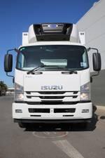 2017 Isuzu FSR 120/140-240 10 Pallet Fridge Truck