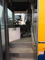 1994 Volvo B10 WHITE / YELLOW