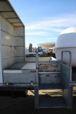 2006 Hino FC Ranger 5 AS WATER CART OR CAB CHASSIS WHITE