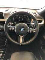 2017 BMW X2 SDRIVE20I F39 Misano Blue Metallic