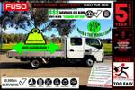 """Fuso Canter 515 Crew Auto 6 Seat """"ready TO GO"""" CAR Licence"""